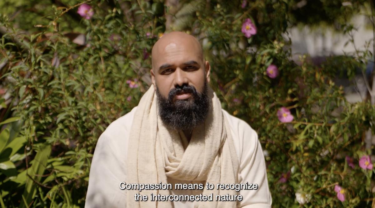 AJ Dahiya | Compassion revolution | A minute of inspiration